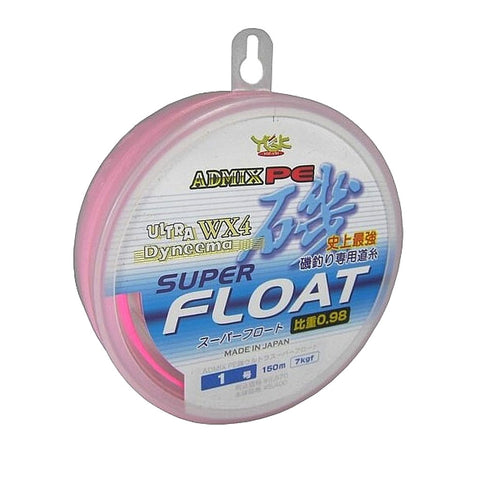 YGK ADMIX PE SUPER FLOAT - 150M