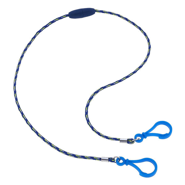 Taylor Children's Break-A-Way Cord Mask Lanyard in Blue