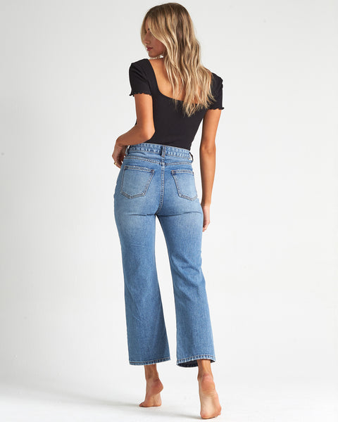 Lean On Me Denim