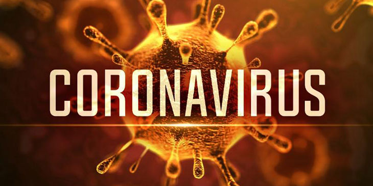 Antimicrobial protection from Coronavirus COVID-19