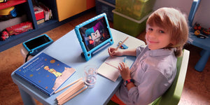 Our Kid Proof Tablet Case Earned Parents' Seal of Approval