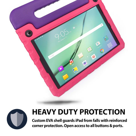 Rugged, heavy duty, tough Galaxy Tab A 10.5 case