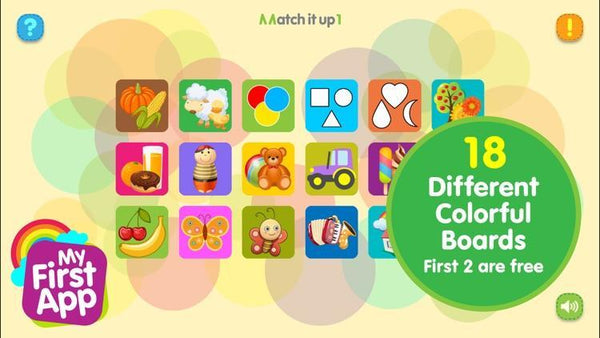 Autism Matching Therapy Game