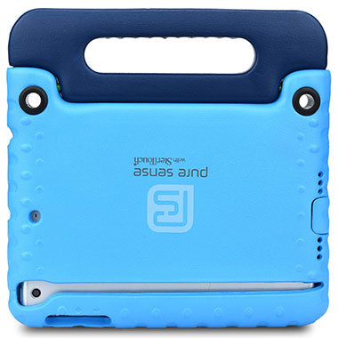 Open case cutouts for camera, volume buttons, charging port for iPad Mini 3 2 1