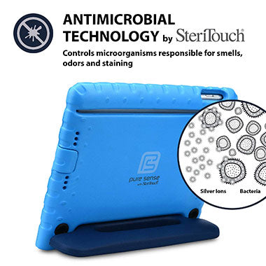 Germ free, bacteria killing, antimicrobial iPad Pro 9.7 case