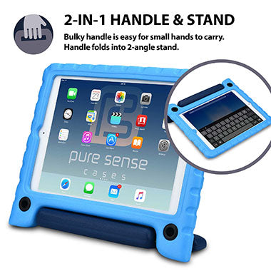 2-in-1 cover with stand & handle for iPad Pro 9.7