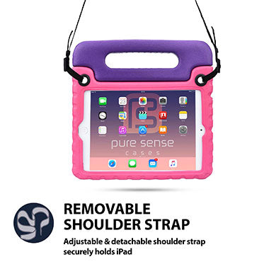 Adjustable shoulder strap cover for iPad Mini 3 2 1