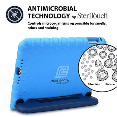 Germ free, bacteria killing, antimicrobial iPad Mini 4 case