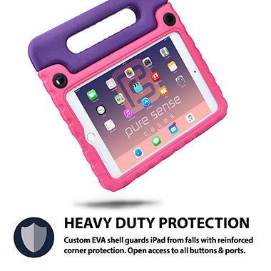 Rugged, heavy duty, tough iPad Mini 4 case