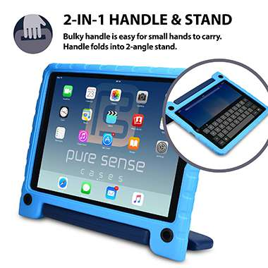 2-in-1 cover with stand & handle for iPad Pro 11