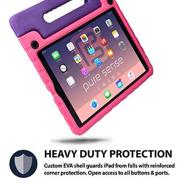 Rugged, heavy duty, tough iPad Pro 12.9 case