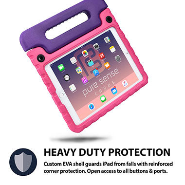 Rugged, heavy duty, tough iPad 9.7 case