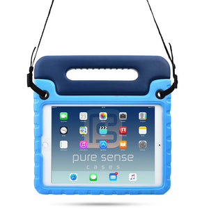 Samsung Galaxy Tab A 8.0 kids case with shoulder strap