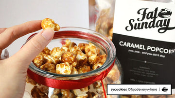 Food Everywhere raves about our Caramel Popcorn