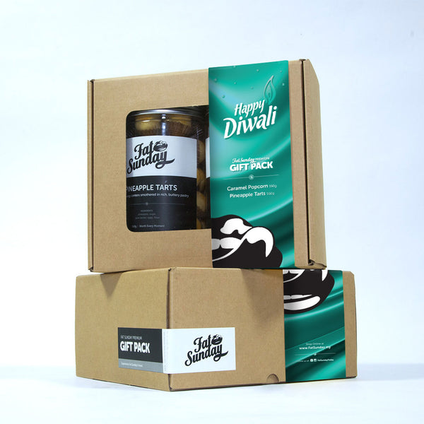 Diwali Gift Pack by Fat Sunday