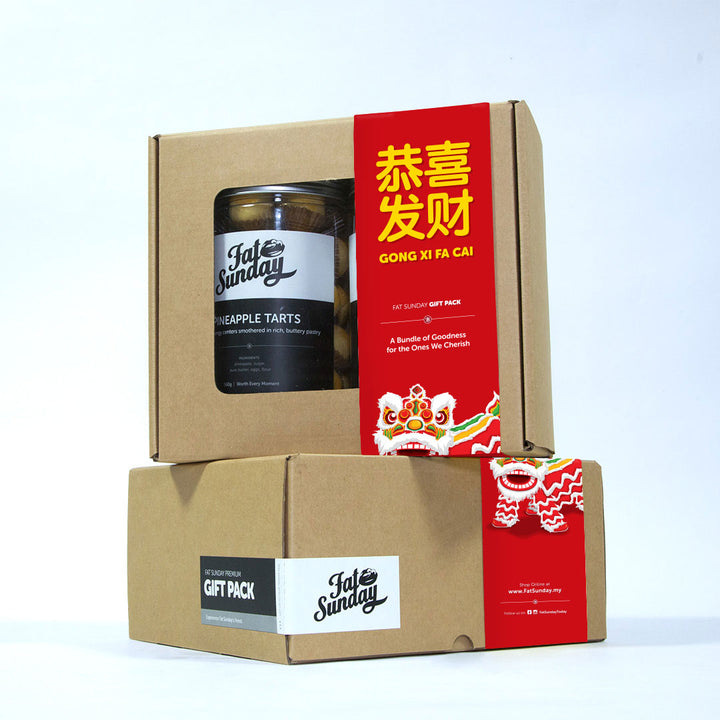 Chinese New Year Gift Pack - Fat Sunday