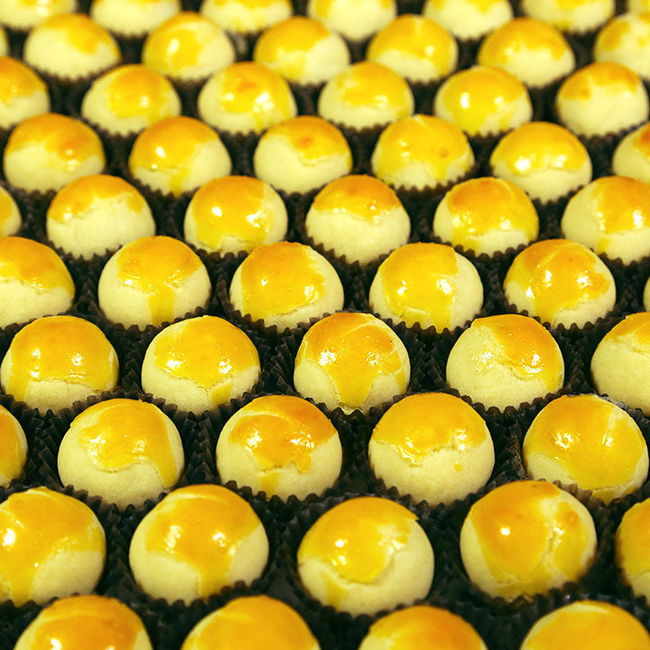 Pineapple Tarts - Fat Sunday