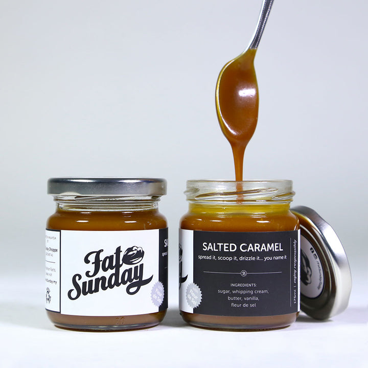 Salted Caramel - Fat Sunday