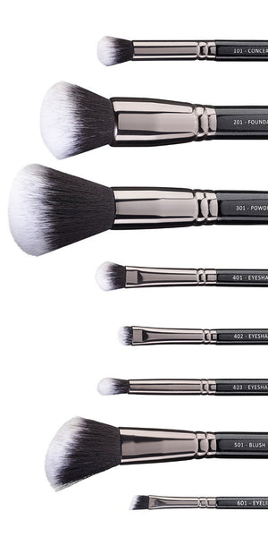 The Essentials Brush Set