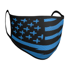 Face Mask Flag