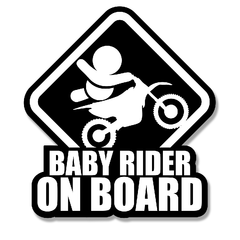 BABY MX DECAL