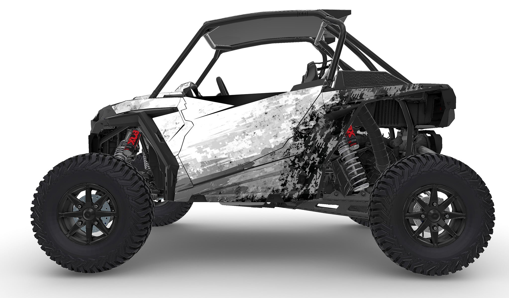 RZR2- DIGITRAK