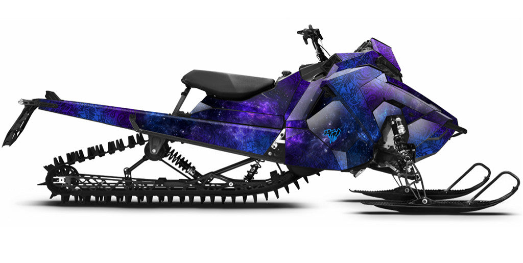 Yamaha Sled Wraps >> POLARIS - GALAXY – ECD CUSTOMS INC