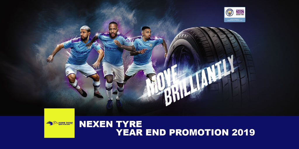 NEXEN TYRE YEAR END PROMOTION