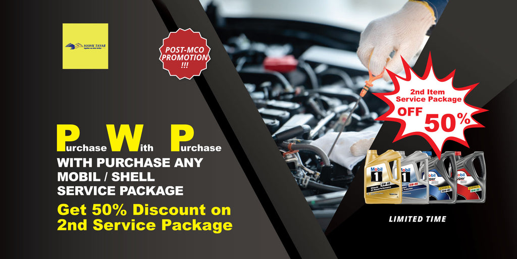 50% OFF ON 2ND SERVICE PACKAGE !!!