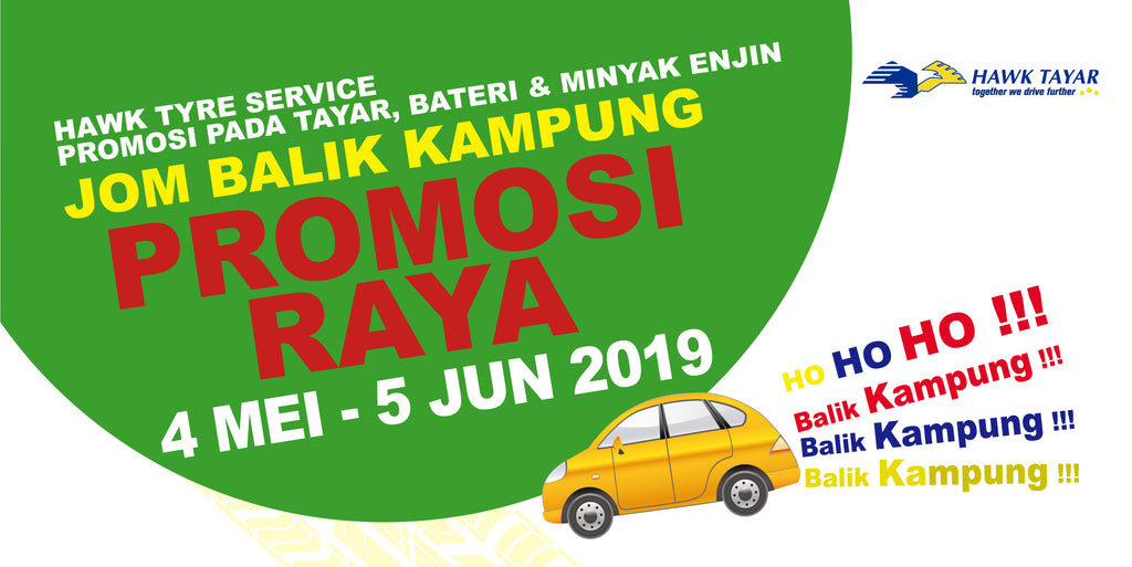 HARI RAYA PROMOTION START FROM 4 MAY 2019 TO 5 JUNE 2019