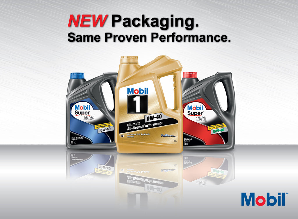 Why Choose Mobil 1™ Engine Oils? - Hawk Tyre