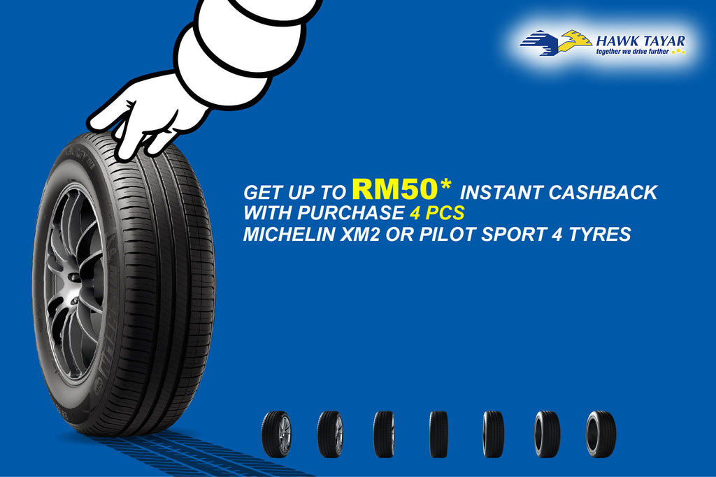 MICHELIN TYRE PACKAGE PROMOTION !!!