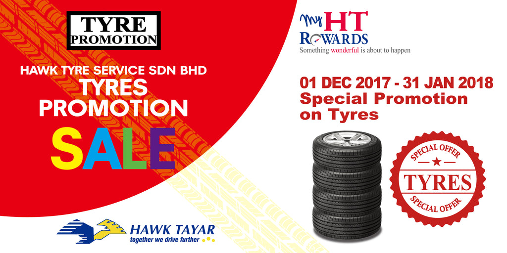 CHINESE NEW YEAR GODOYEAR SPECIAL TYRE PROMOTION IN HAWK TYRE
