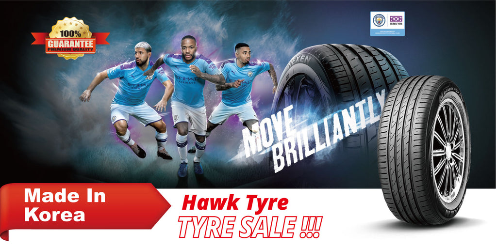 Nexen Tyre Promotion July 2020