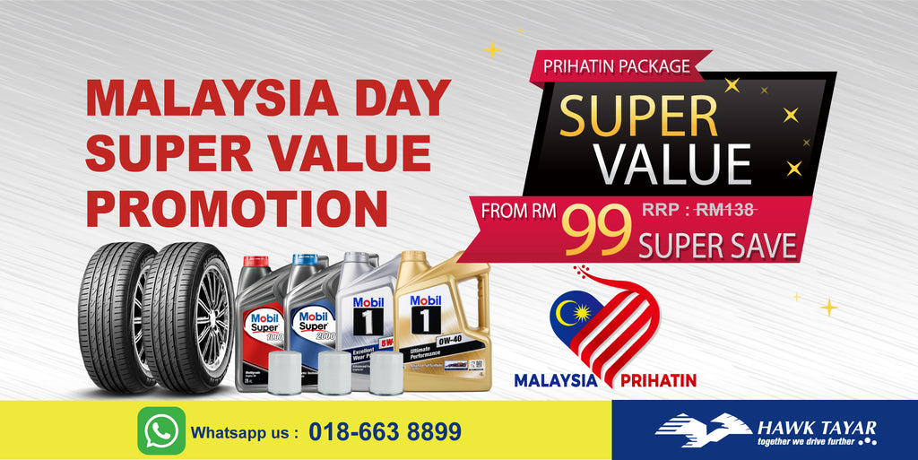 Malaysia Day Super Value Promotion