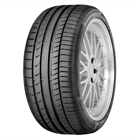 Continental Tyre - ContiSportContact 5 (CSC5) - RUN FLAT - Hawk Tyre