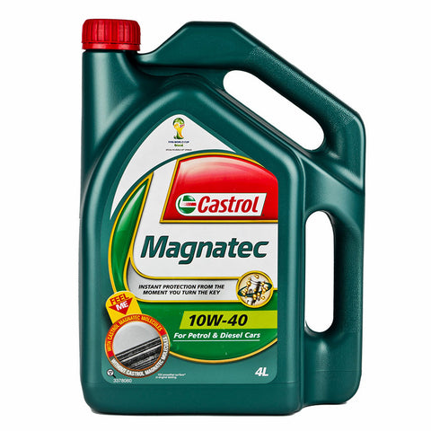 Engine Oils - Castrol Magnatec 10W40