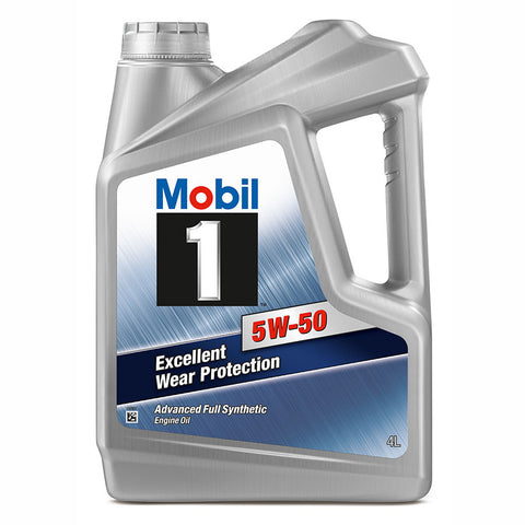 Engine Oils - Mobil 1 5W50 - Hawk Tyre