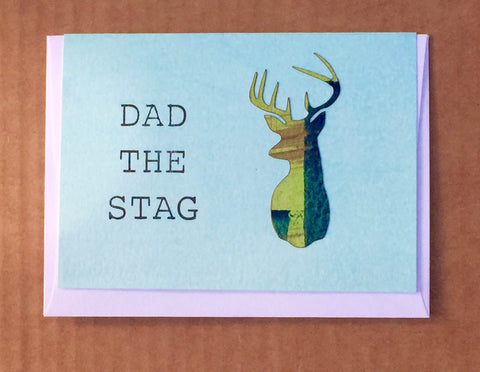 Dad the Stag