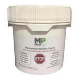 2.5 Gallon Controlled Pharmaceutical Disposal Bucket