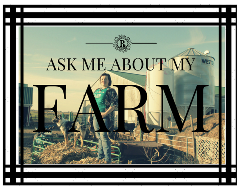 Ask Me About My Farm Series No. 1