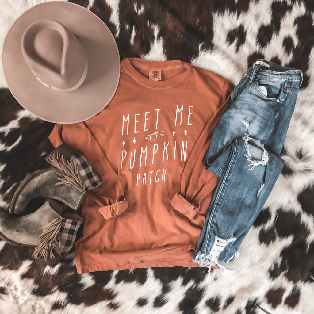 Pumpkin Patch Long Sleeve