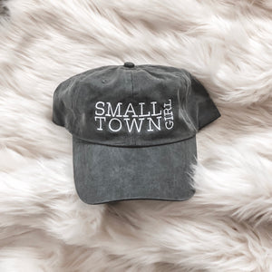 Small Town Girl {Hat}