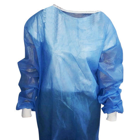 Non Sterile Single Use Standard Performance Surgical Gowns