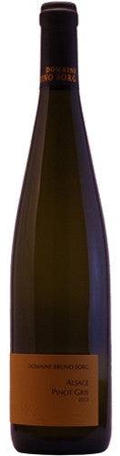 Pinot Gris Alsace Bruno Sorg 2013