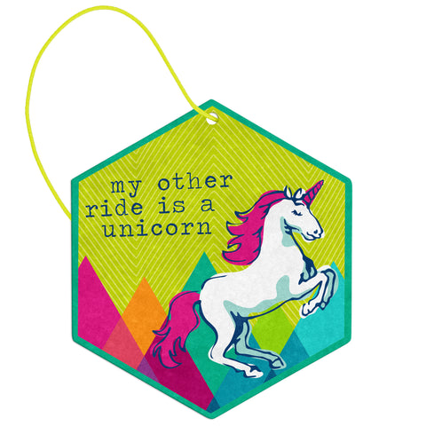 AIR FRESHENER UNICORN VANILLA (S18)