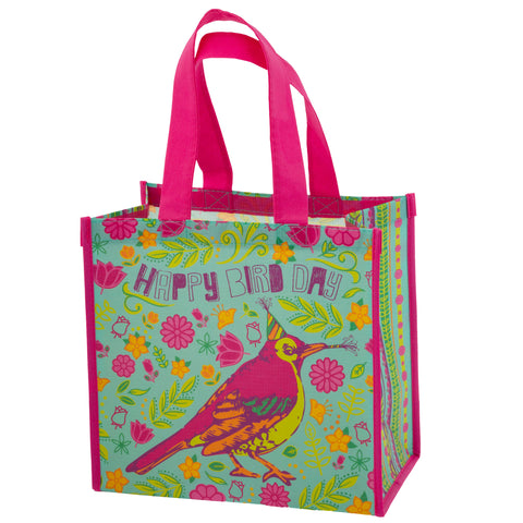 MEDIUM GIFT BAG BIRD (S18)