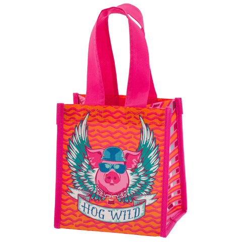 SMALL GIFT BAG PIG (S18)