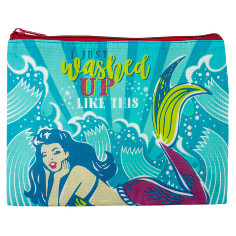 RECYCLED CARRY ALL BAG MERMAID (S18)