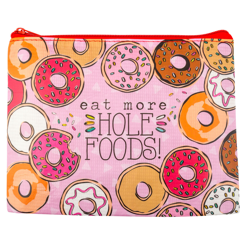 RECYCLED CARRY ALL BAG DONUTS (S18)